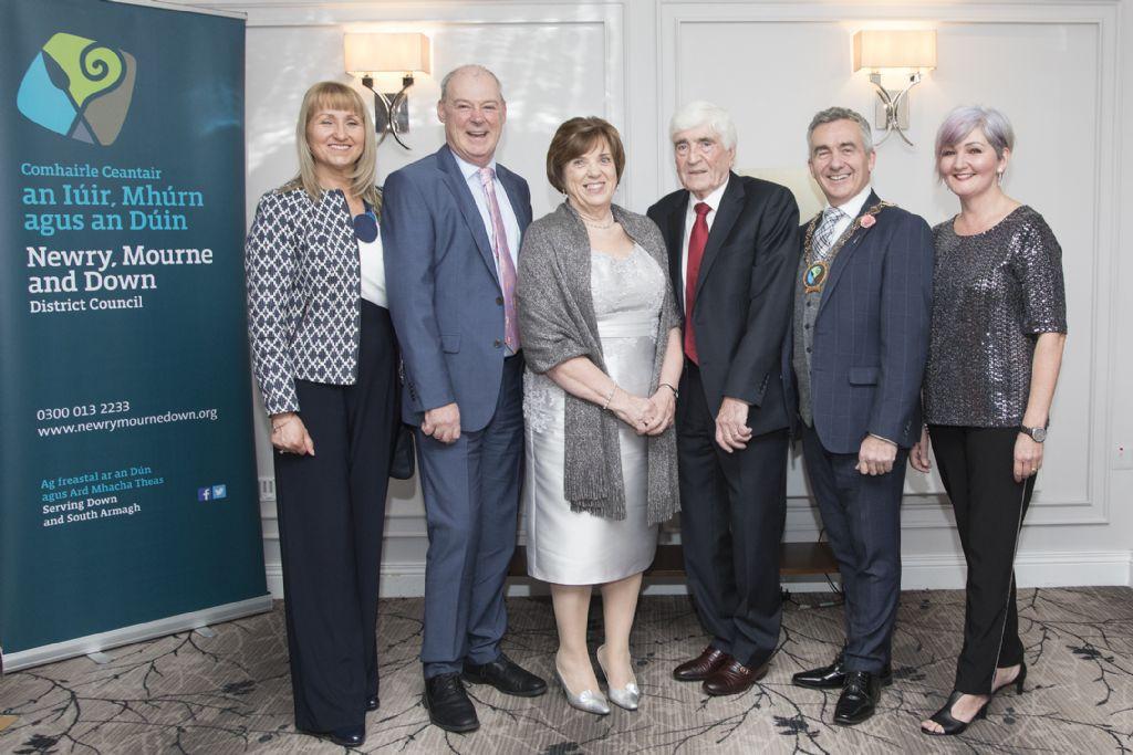 Council Honours Long Serving Councillor