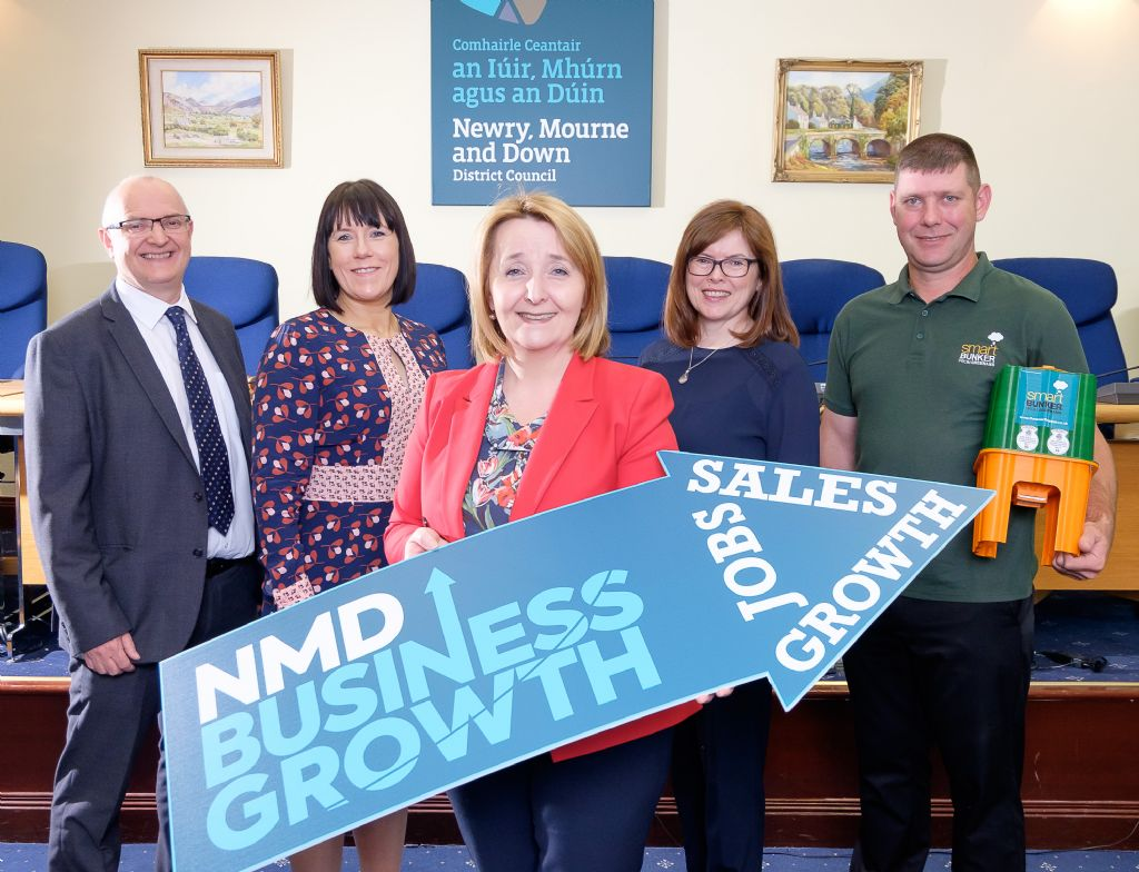 One Hundred Businesses Sign Up to Growth Programme