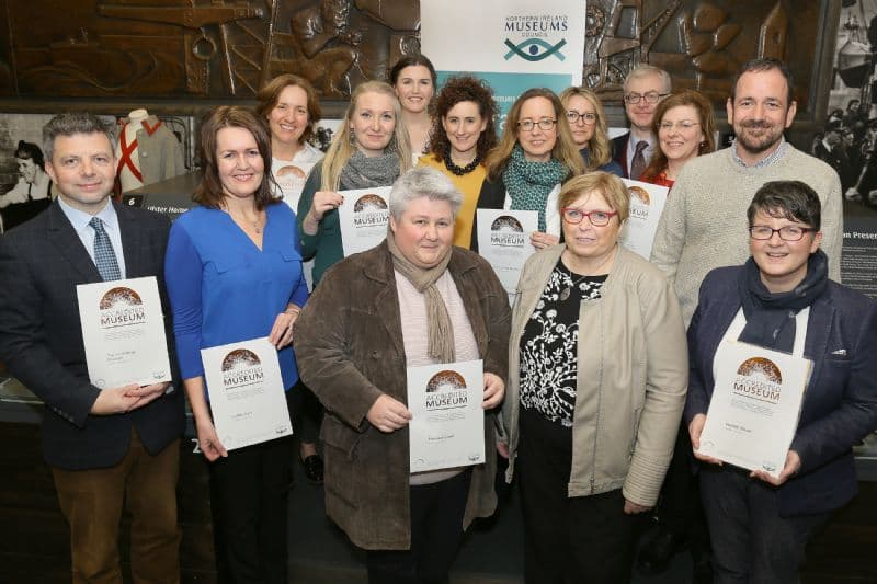 Down County Museum and Newry and Mourne Museum Recognised at Museum Accreditation Awards
