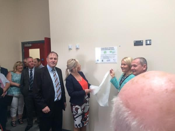 New Community Centre in Ballyholland Opens
