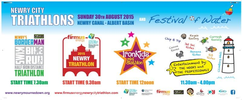 Newry Triathlons!