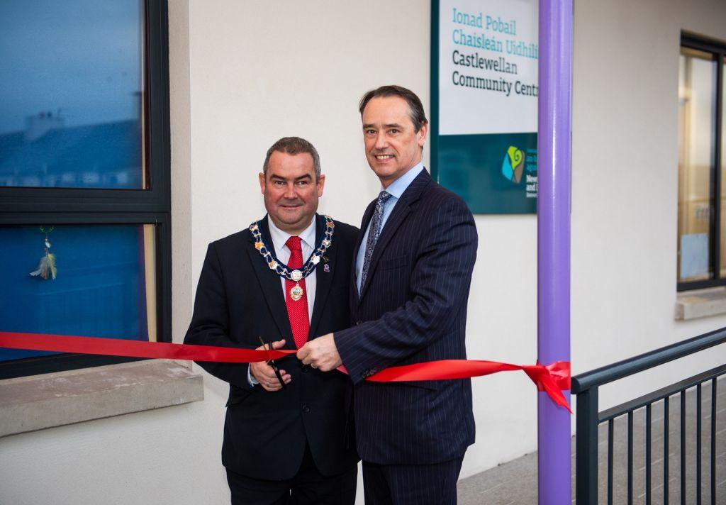New Castlewellan Community Centre Opens