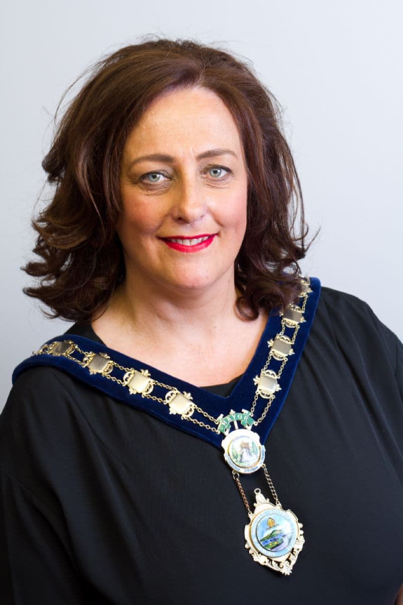 Gillian Fitzpatrick (Chairperson)