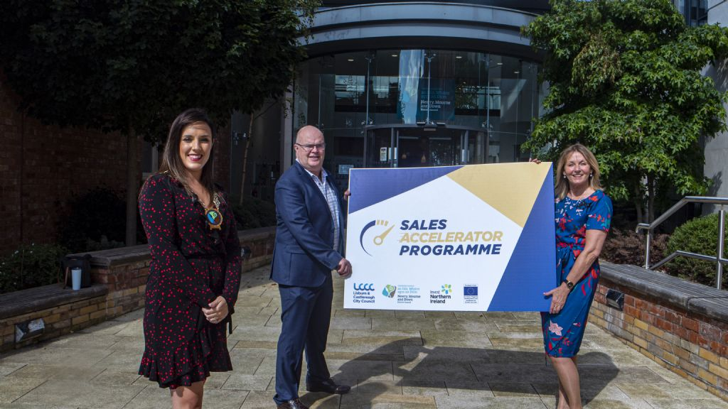 New Sales Accelerator Programme Launched to Help Local Businesses