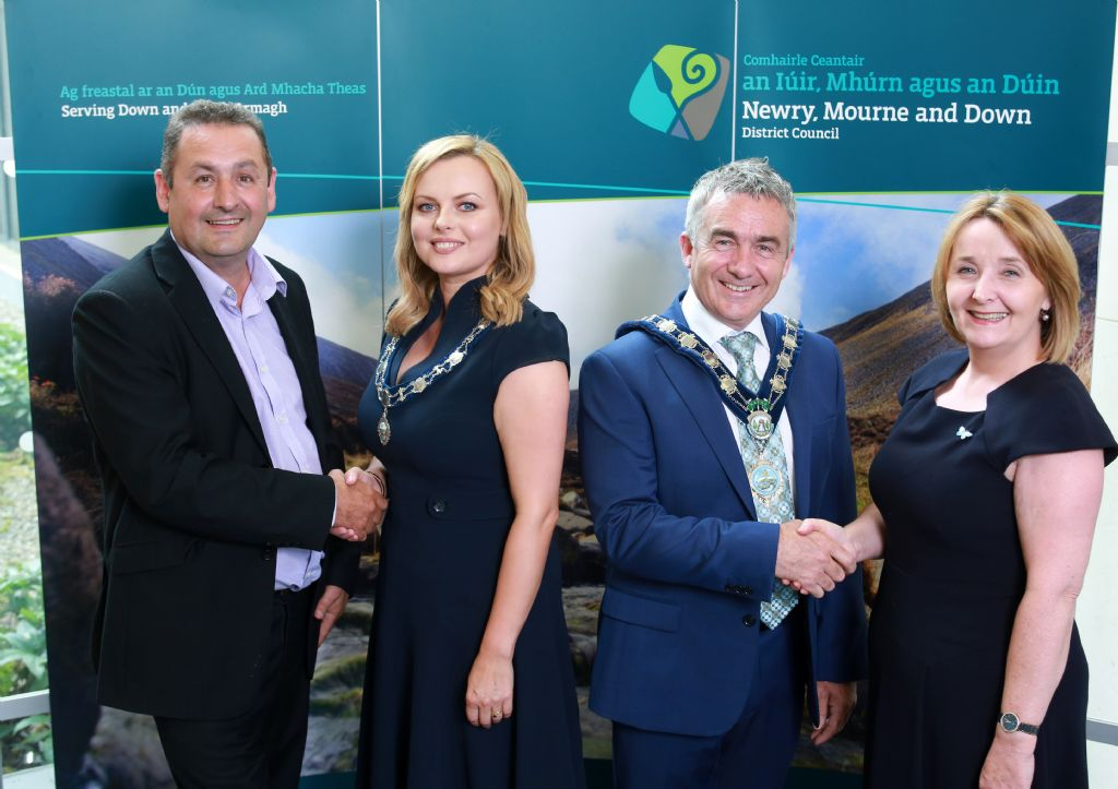 Council Appoints New Chairman at Annual Meeting