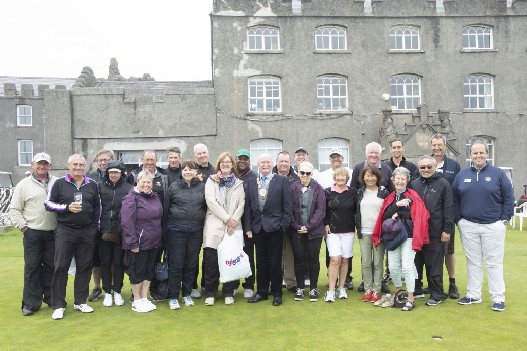 Newry, Mourne and Down District Council Welcomes International Golfers