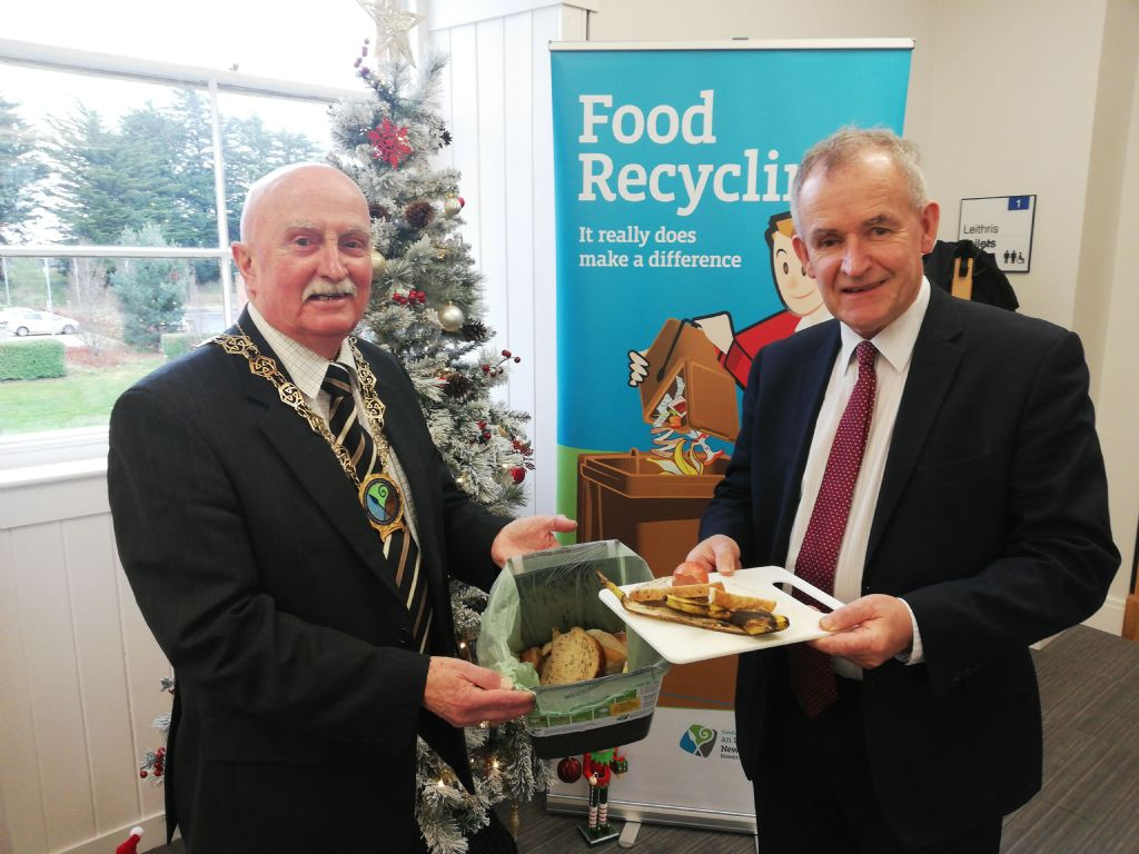 Residents Asked to Help Reduce Post-Christmas Food Waste