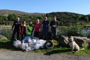 Ring Of Gullion To Use Web To Combat Litter