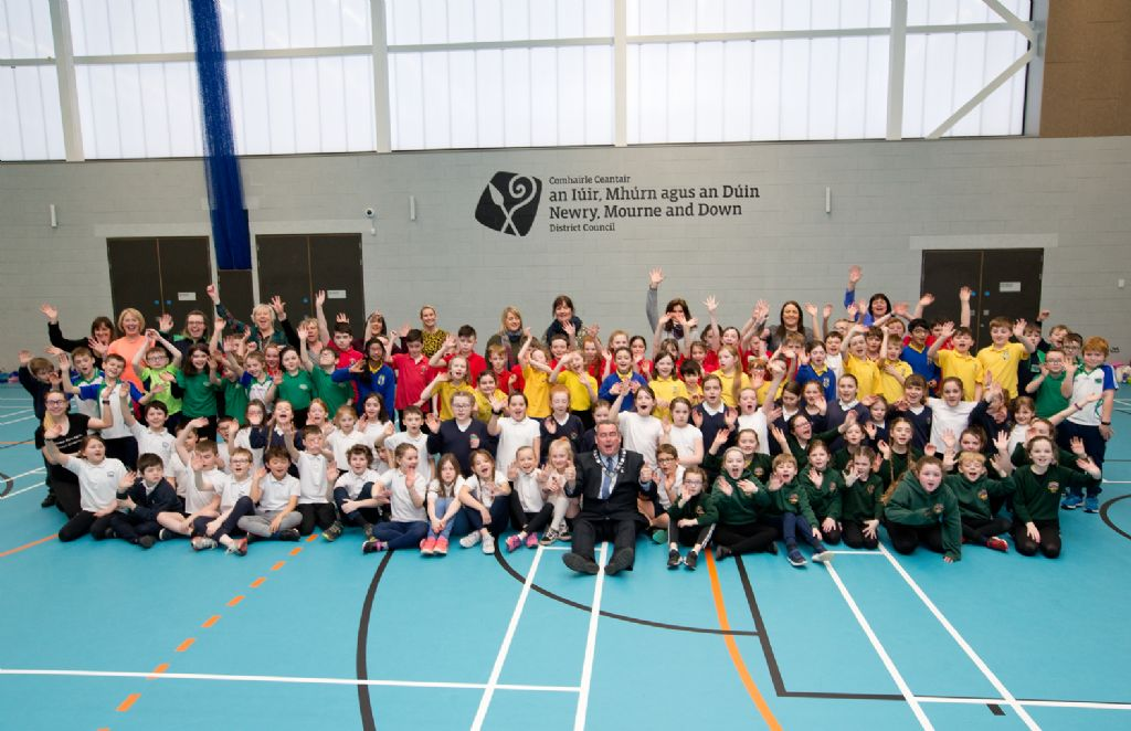 Local Primary Schools Dance to Fitness and Showcase Their Talents