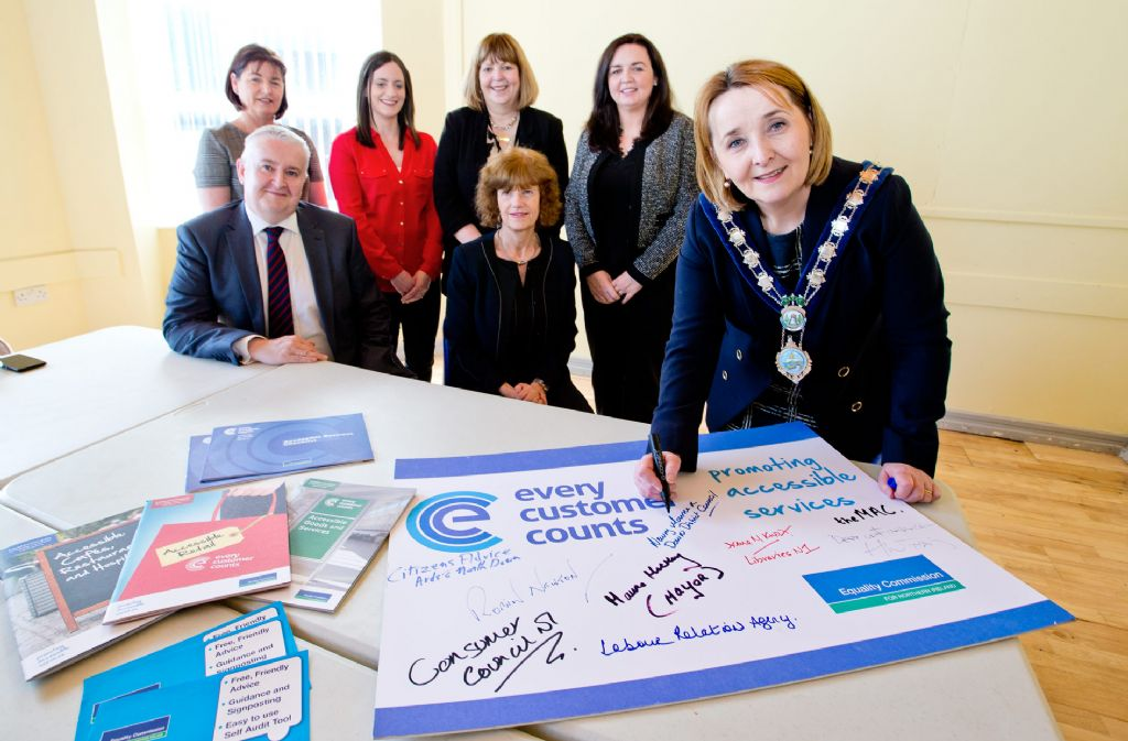 Every Customer Counts Initiative Launched in Newcastle