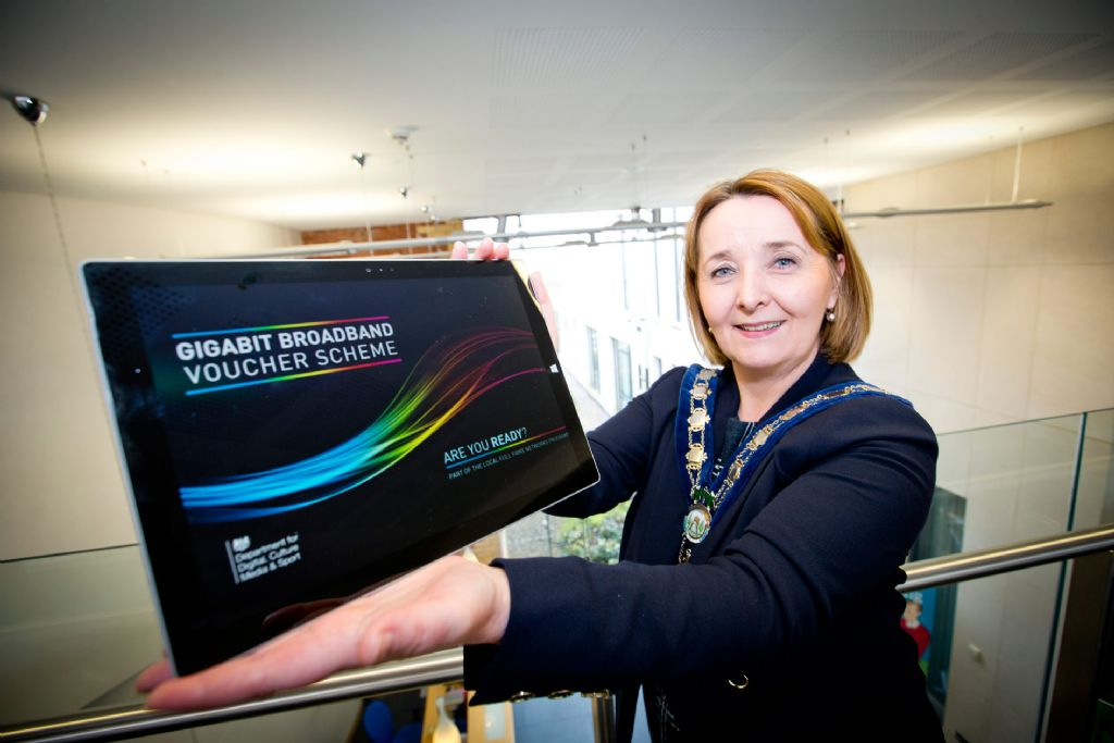 £67 Million Investment for Faster Broadband Announced
