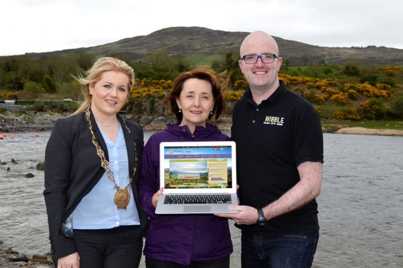 The Ring of Gullion's new website launched
