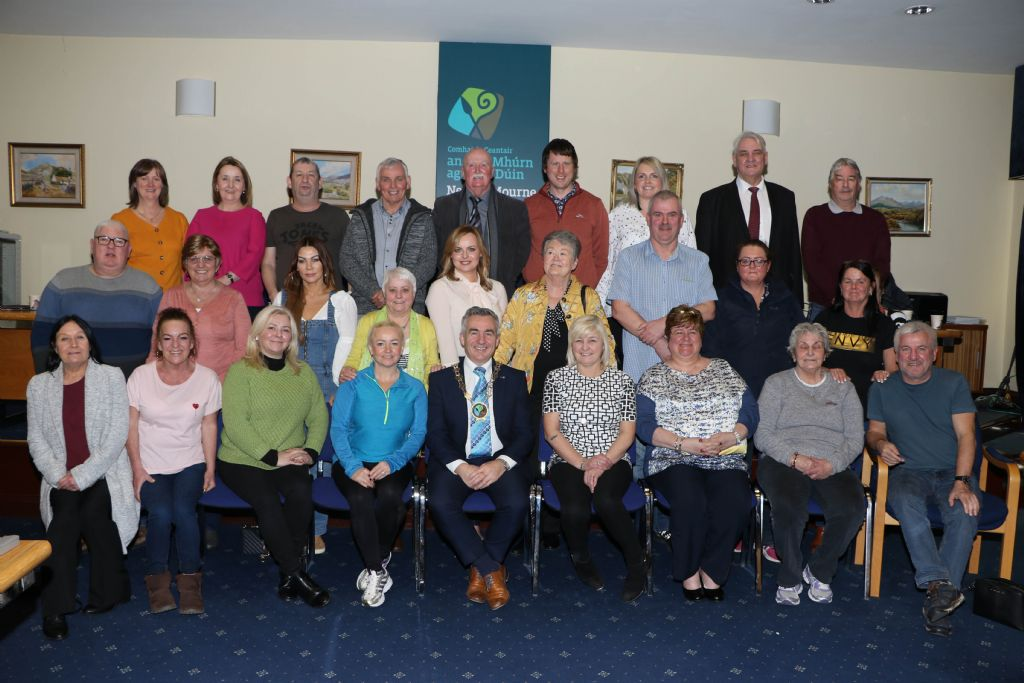 Newry, Mourne and Down Councillors Discuss 'Challenging Conversations'