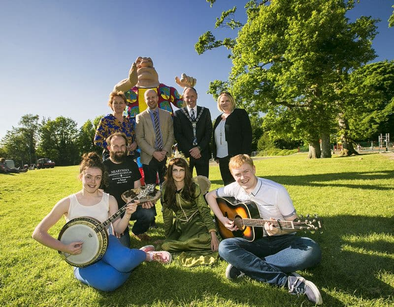 Giant Adventures in Newry, Mourne and Down this Summer