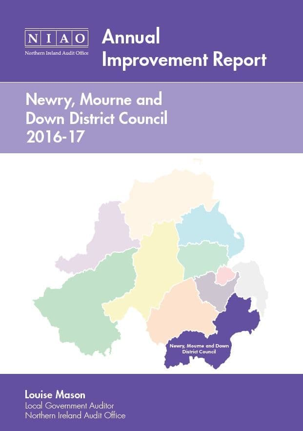 Newry, Mourne and Down District Council Annual Improvement Report 2016-17