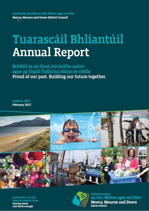 Annual Report Released