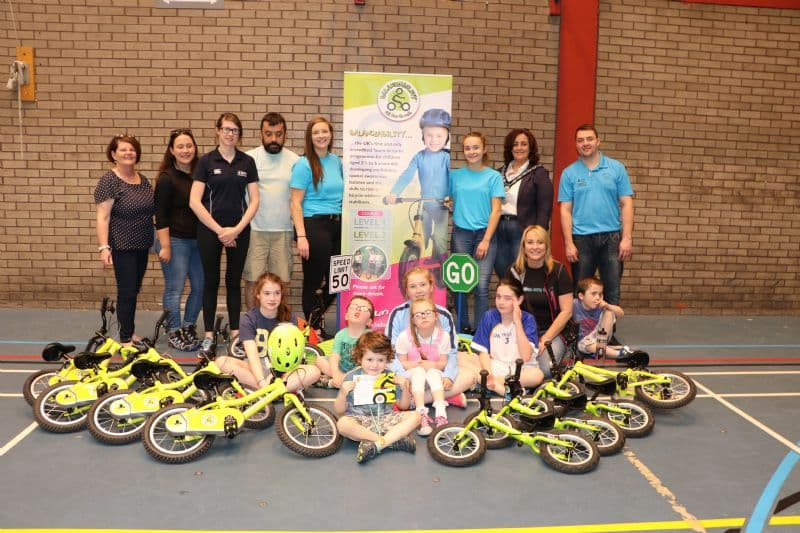 Newry Sports Centre Sportability Summer Scheme