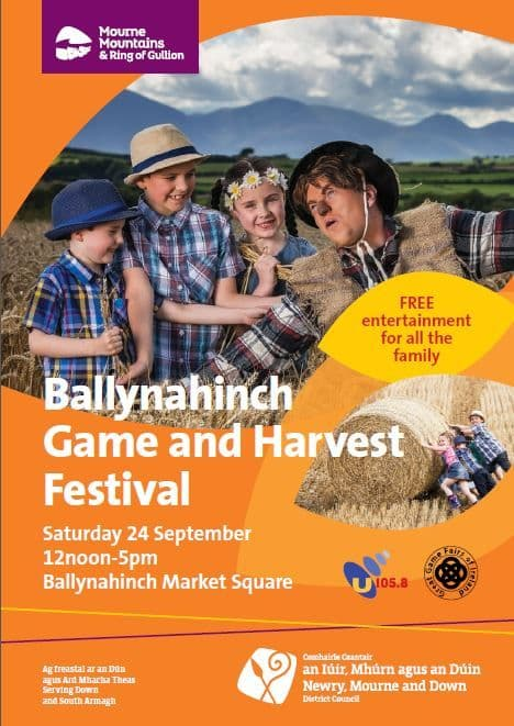 Ballynahinch Game and Harvest Festival
