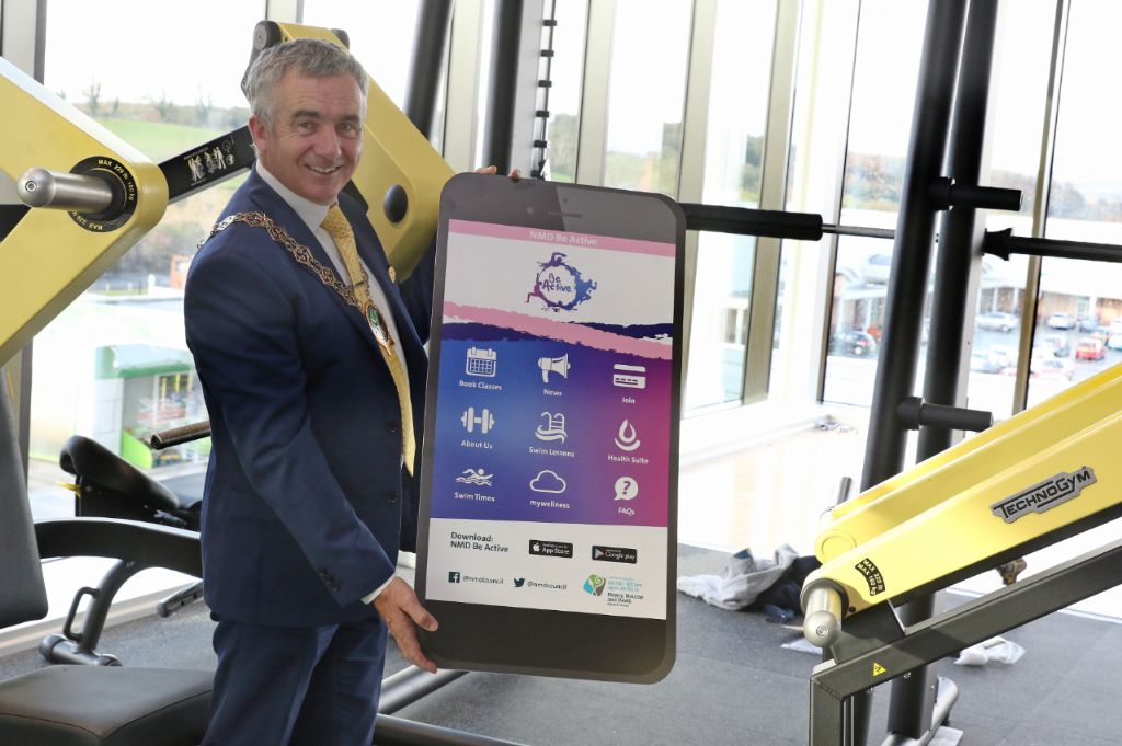 Council Launches New Be Active App