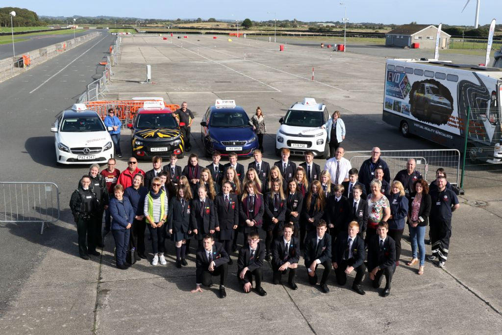 Young Drivers Visit Bishopscourt Racing Circuit