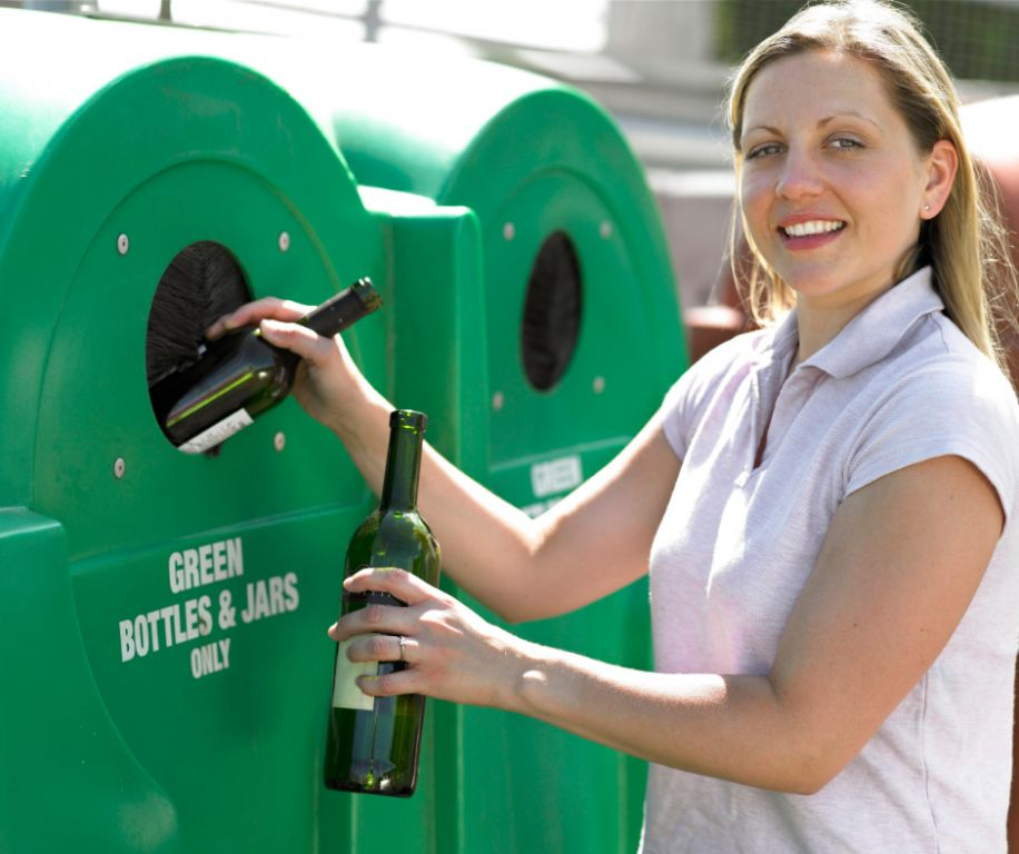 Removal and Retention of Bottle and Can Banks at Council Locations