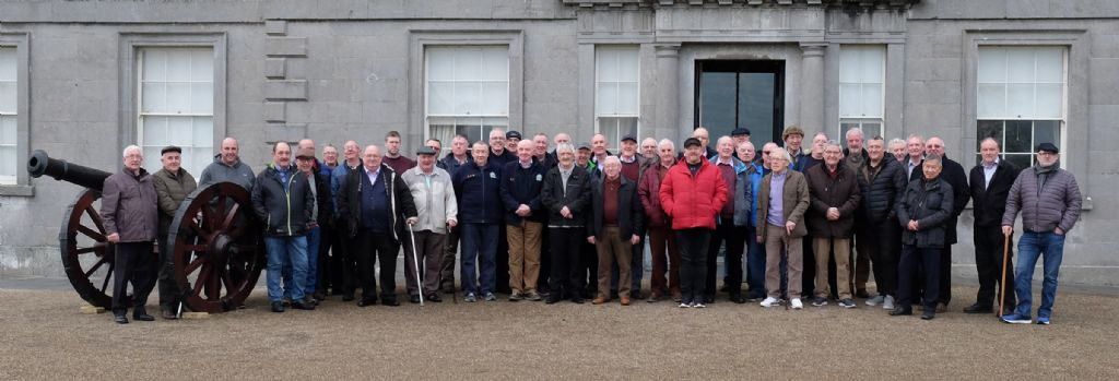 Men's Sheds Across Newry, Mourne and Down Enjoy Educational Visit to Co Louth