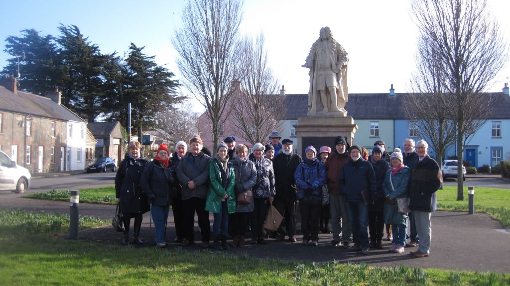Tour of Killyleagh Focuses on the Early Life of Sir Hans Sloane