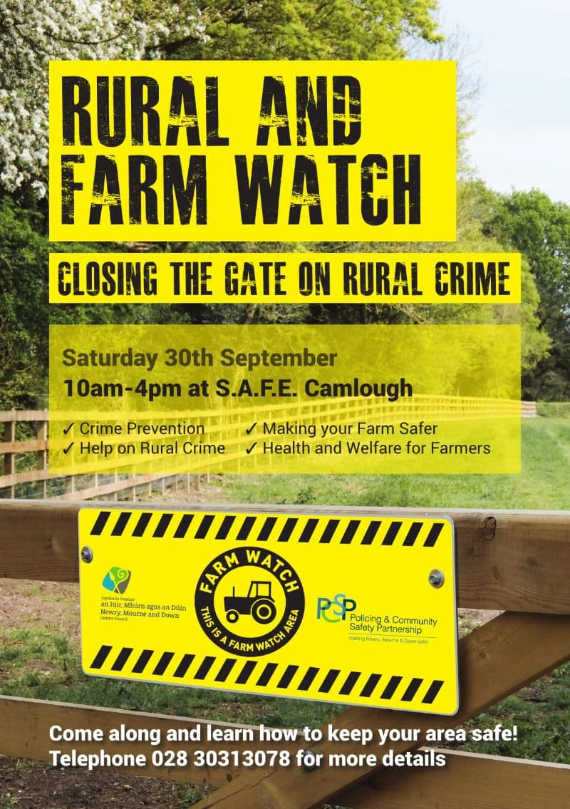 Closing the Gate on Rural Crime