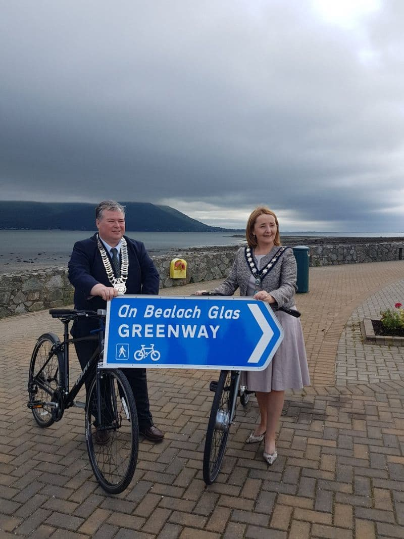 Details of Carlingford to Newry Greenway Announced