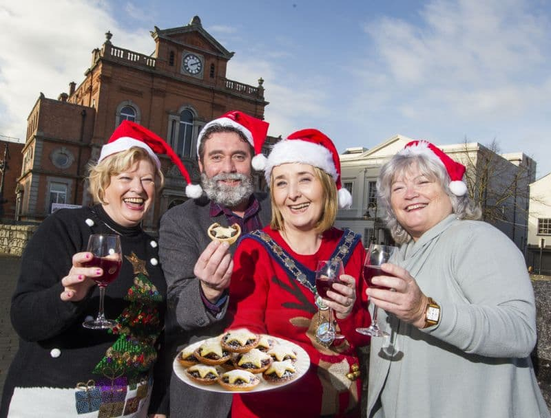 Chairperson Announces Christmas Charity Concert