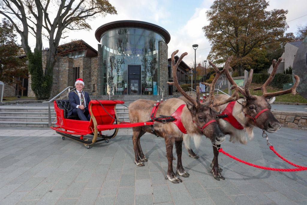 Festive Christmas Lights Switch On Events with Santa