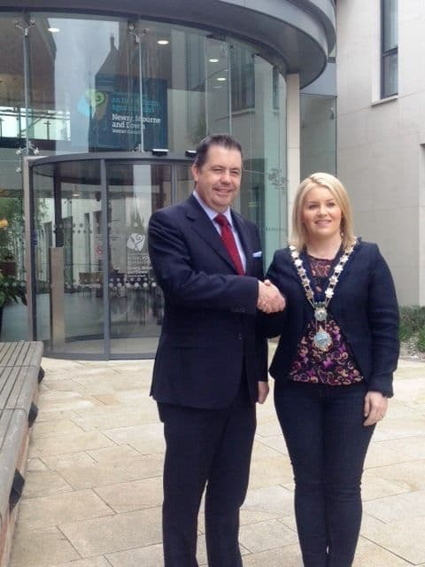 'Local First' on Agenda for Chair Bailie