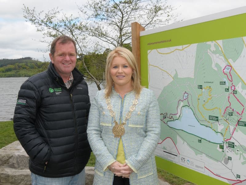 New Recreation Office for Mourne Forests