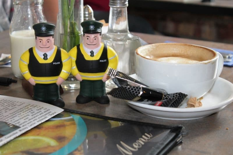 PCSP Hosts Coffee Mornings With Cops
