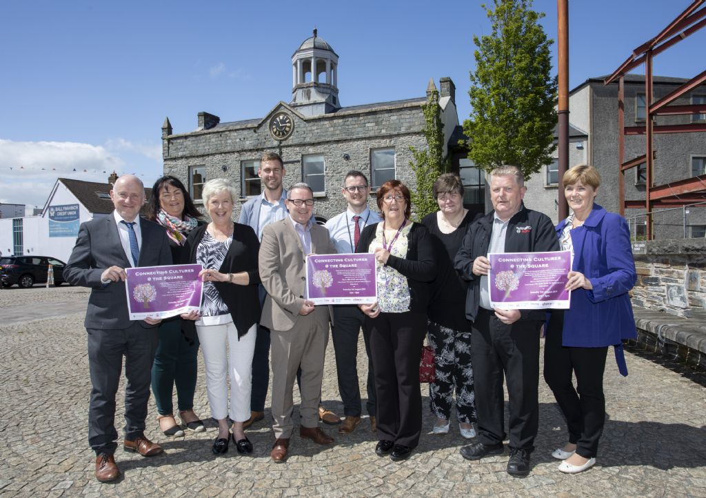 Connecting Cultures Launch in Ballynahinch