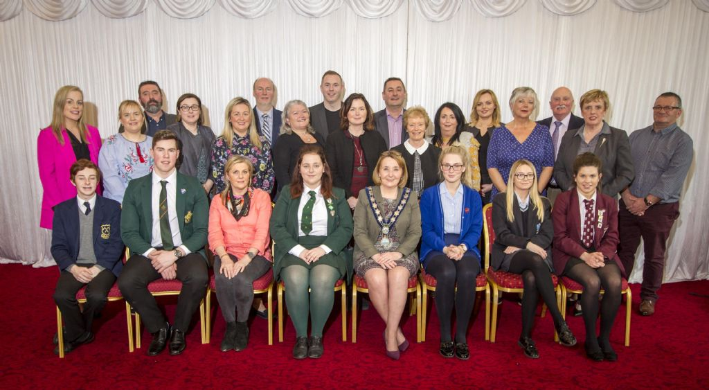Chairperson Hosts Information and Awareness Event for Schools