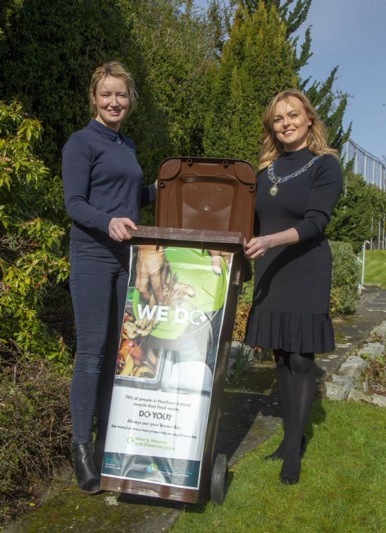 Council Turns Food Waste into Gardening Gold