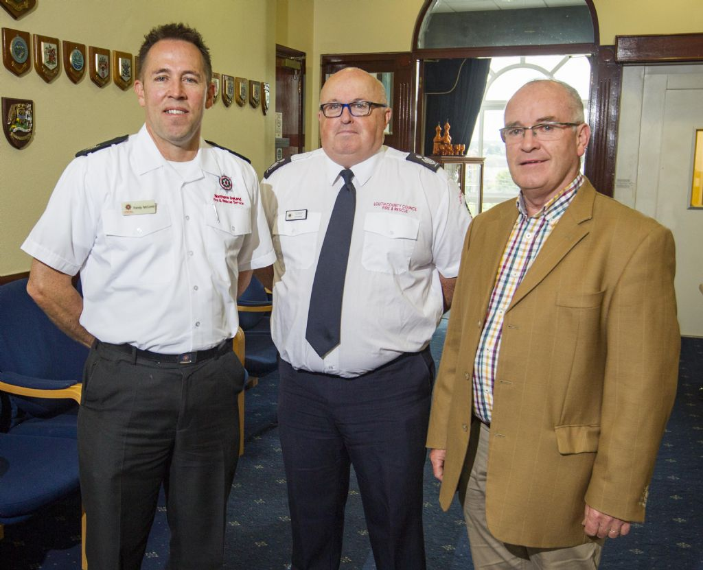 Cross Border Councils Discuss Brexit with Emergency Services