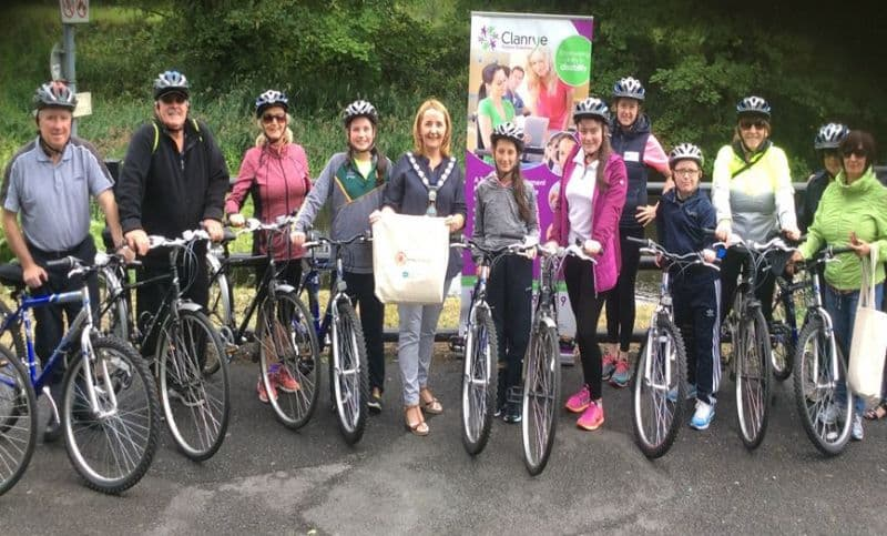 Newry Cycle for Health Scheme Launched