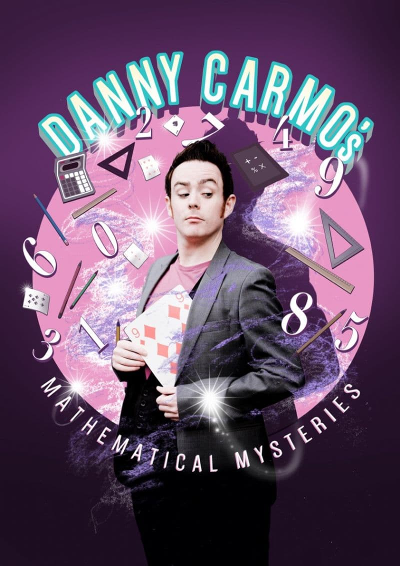 'Danny Carmo's Mathematical Mysteries' Comes to the Sean Hollywood Arts Centre, Newry