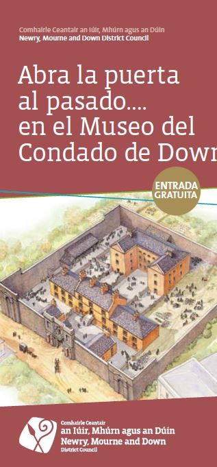 Down County Museum Goes Multilingual with New Promotional Material