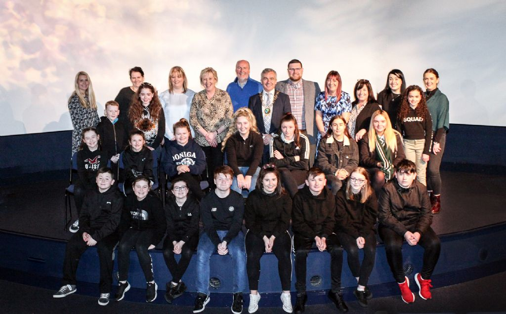 Youth Clubs Unveils New Drama at St Patrick's Centre