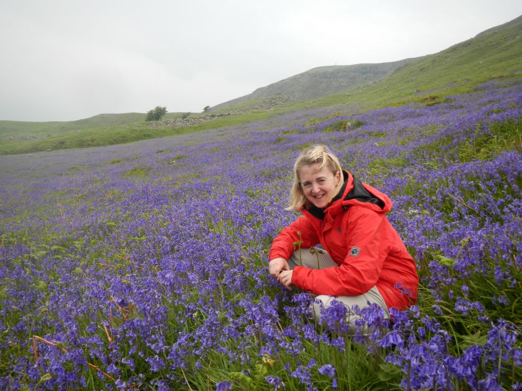 Invitation to Geopark Project Guest Lecture By Dr Kirstin Lemon