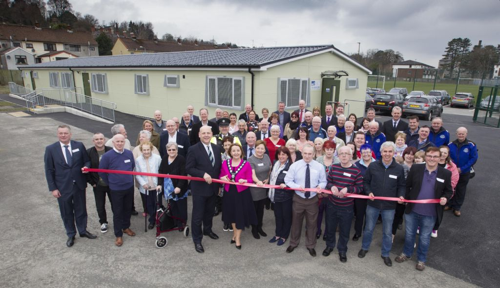 Drumalane/Quayside Close Community Centre Opens After Major Investment