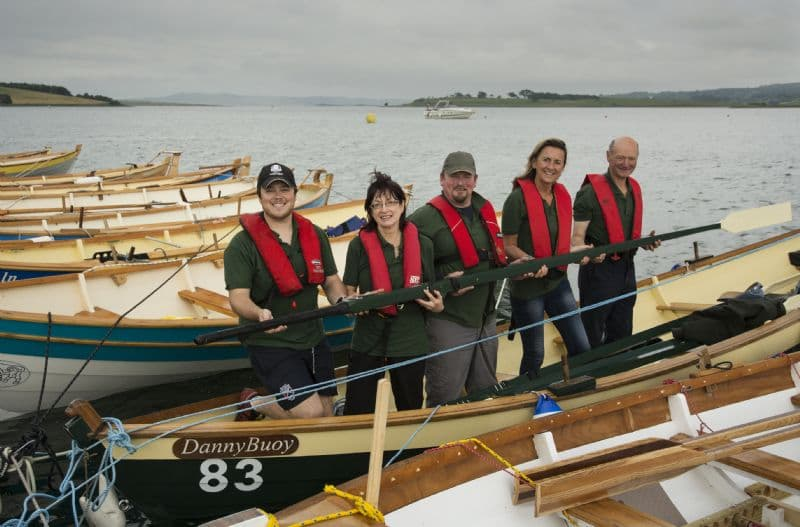 Strangford Skiffie Worlds Success