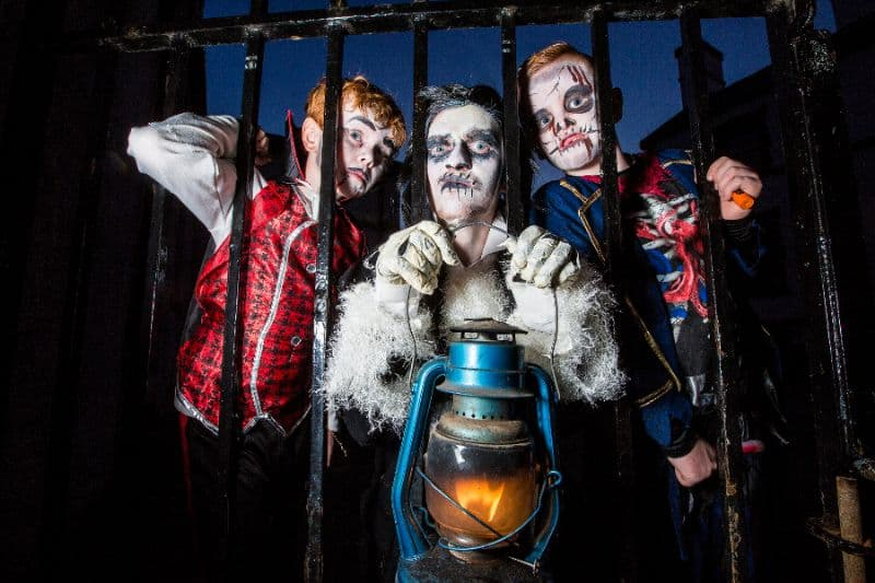 EERIE NEWCASTLE WELCOMES FRIGHTFUL FAMILIES FOR HALLOWTIDES