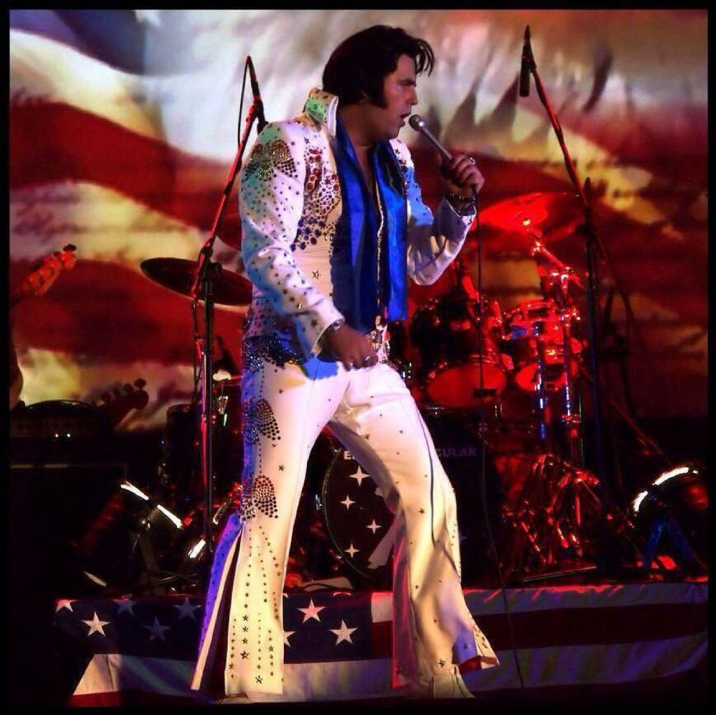 Elvis Spectacular Takes to the Stage in Newcastle Summer Season
