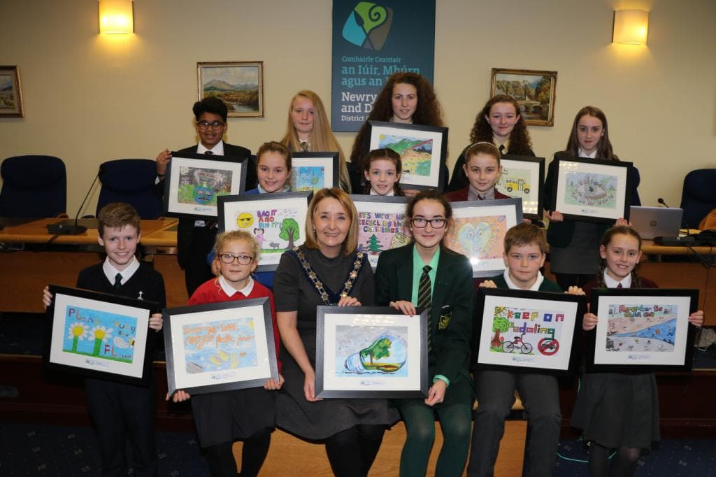 environmental calendar competition winners 2018