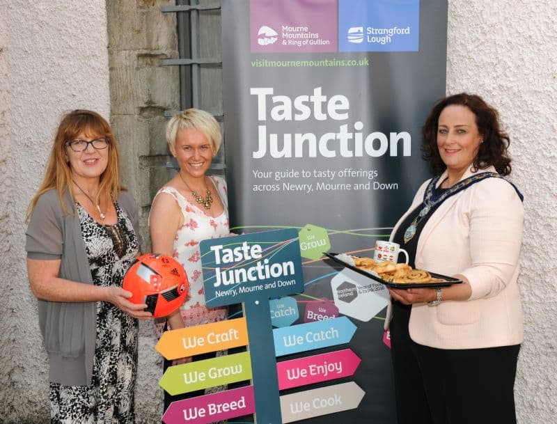 European Food, Fun and Football at Down County Museum