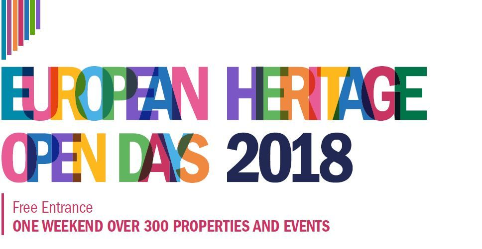 34 Heritage Buildings Open Free of Charge Across the District for European Heritage Open Day